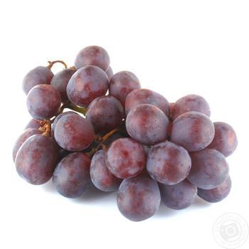Виноград Ред глоб весовой - купить, цены на Ашан - фото 2