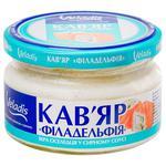 Caviar Veladis herring 160g glass jar