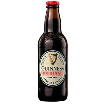 Пиво Guinness Original темне 5% 0.33л - buy, prices for Auchan - photo 1