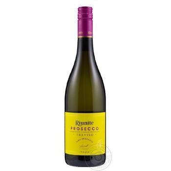 Вино игристое Riunite Prosecco Frizzante 0,75л