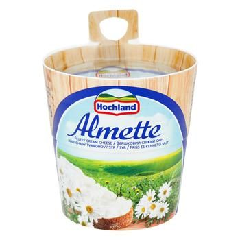 Сыр Hochland Almette сливочный 35% 150г - купить, цены на Ашан - фото 4