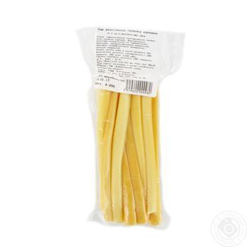 Сыр рассольный палочка копченая - купить, цены на Ашан - фото 2
