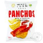 Чіпси Panchos Лобстер 82г