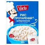 Рис Varto пропаренный шлифованный в пакетиках 4шт х 100г