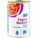 Aro Borlotti Beans 400g