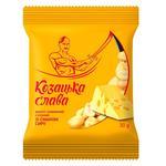 Арахис Казацкая Слава соленый жареный со вкусом сыра 30г - купить, цены на Фуршет - фото 2