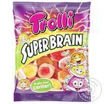 Конфеты Trolli Супер мозг фруктовые жевательные 100г