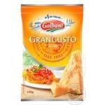 Сир 35% твердий тертий Грана Густо Galbani Пакет 0,100 кг