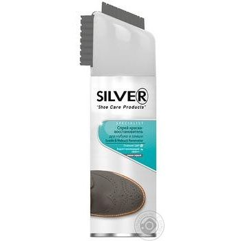 Spray Silver for shoes 250ml - buy, prices for Tavria V - image 1