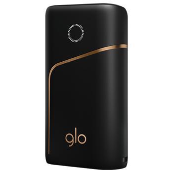 Набор для нагревания табака GLO Pro Black