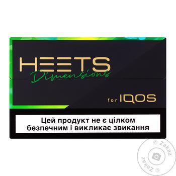 Стики табачные Heets Dimensions Ammil 20шт - купить, цены на ЕКО Маркет - фото 1