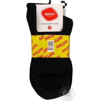 Шкарпетки чоловічі класичні Marca Classic розмір 29 М101U 5 пар акція