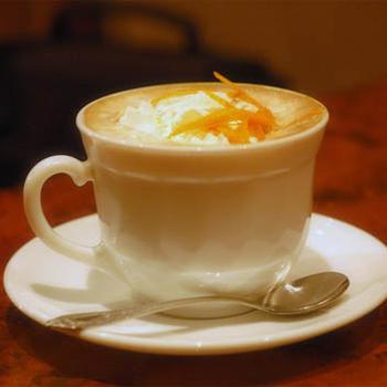 Апельсинова кава