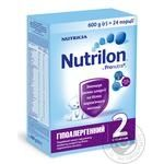 Nutrilon 2 Hypoallergenic from 6 to 12 months babies dry mixture milk 600g