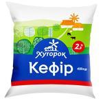 Кефир Хуторок 2.5% 450г