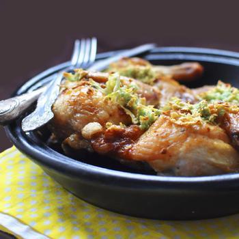 Курица-чкмерули