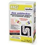 HG Two-component Pipe Cleaner 2х500ml