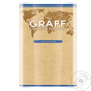 Graff Halfzware Tobacco 30g - buy, prices for EKO Market - photo 1