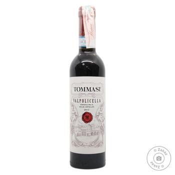 Вино Tommasi Valpolicella красное сухое 12% 0.375л