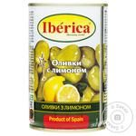 Iberica with lemon green olive 300g