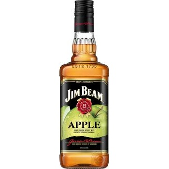 Виски Jim Beam Apple 35% 0,7л