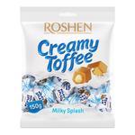 Ирис Roshen Milky Splash с молочной начиинкою 150г