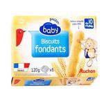 Auchan Baby Biscuits 120g