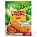 Панировка Kamis хрустящая для мяса 70г