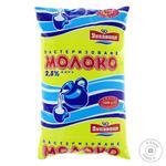 Milk Lukavitsa pasteurized 1.5% 900ml - buy, prices for Furshet - image 1