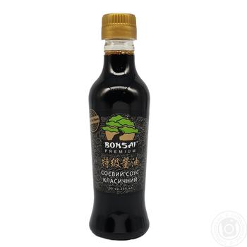 Bonsai Classic Soy Sauce 250ml