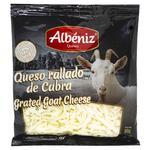 Сыр Albeniz козий тертый 45% 80г