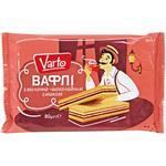 Varto Wafers with Milk Chocolate Flavor 80g