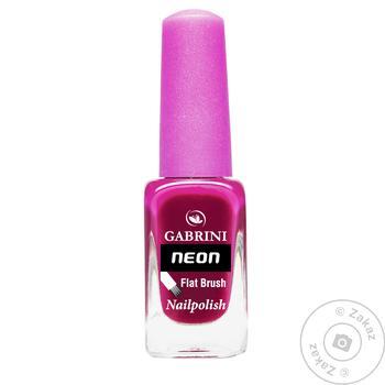Лак для нігтів Gabrini Neon