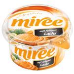 Сыр Miree сливочный с лососем 66% 150г