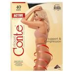 Колготы женские Conte Active 40ден р.4 Nero - купить, цены на СитиМаркет - фото 2