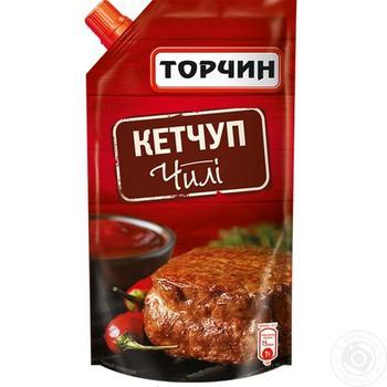 Скидка на Кетчуп Торчин Чили 300г