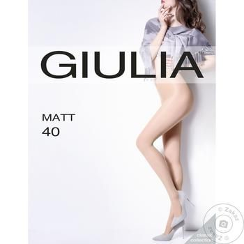 Giulia Matt Women's Tights 40den