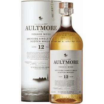 Віскі Aultmore 12 років 46% 0,7л - купити, ціни на МегаМаркет - фото 1