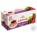 Tea Azerchay with berries black packed 45g - buy, prices for Novus - image 2