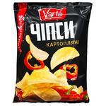 Varto Paprika Chips 110g