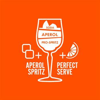 Аперитив Aperol Aperetivo 11% 0,7л - купити, ціни на УльтраМаркет - фото 4
