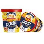 Мороженое Dadu Spain с ромовым вкусом и изюмом 400мл