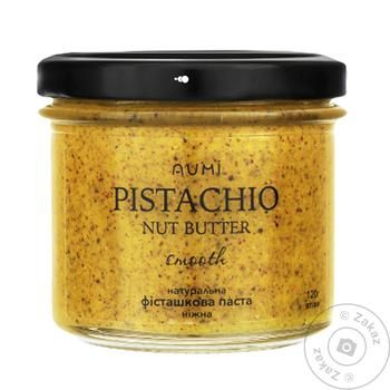 Aumi Pistachio Pasta 120g - buy, prices for Tavria V - image 1