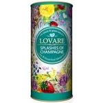 Чай Lovare Брызги Шампанского черный и зеленый листовой с ягодами и фруктами 80г - купить, цены на Novus - фото 1