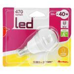Auchan Ledmini Bulb 5,7W e14 2700K