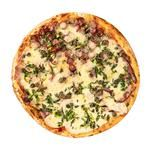 Four Meat Chilled Pizza
