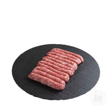 Колбаска-гриль Охотничья - купить, цены на Ашан - фото 1
