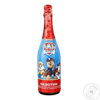 Дитяче шампанське Paw Patrol Екзотик 0.75л