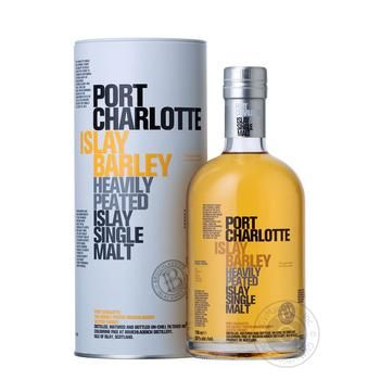 Port Charlotte Scottish Islay Barley whisky 50% 0,7l - buy, prices for Novus - image 1