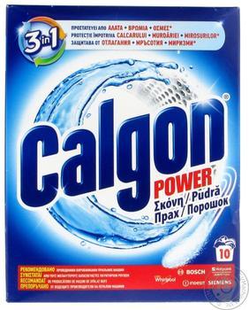 Скидка на Средство Calgon для смягчения воды в стиральных машинах 500г
